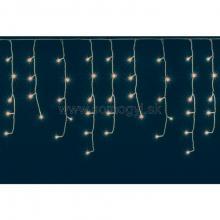 LED svietiaci záves, cencúľ KAF 50 LED/WW