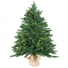 Umelý vianočný stromček, jutové vrece 587443